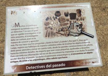 ¿Es el testing similar a la arqueología? ¿o al de un detective?