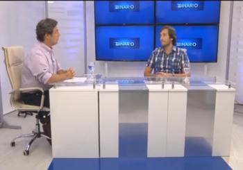 Entrevista por TestingUY en Binario (NSTV)