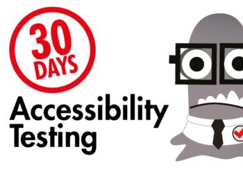 La experiencia de seguir el desafío de 30 días de testing de accesibilidad #30daysoftesting #accessibility