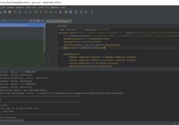 Crear proyecto Gatling con IntelliJ usando un Archetype