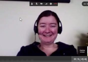 Entrevista con Katrina Clokie