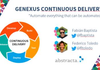 Charla en el Encuentro GeneXus 27: Continuous Delivery en GeneXus