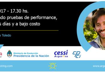 Argentesting: Conferencia de testing en Buenos Aires