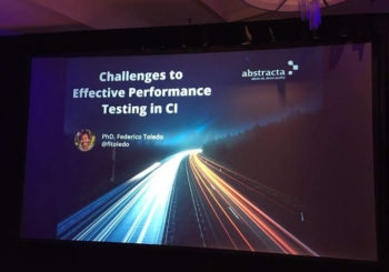 Challenges to Effective Performance Testing in CI – Presentación en Agile Testing Days USA 2018