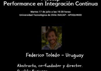 """Meetup de testing en Chile """"Performance en Integración Continua"""""""