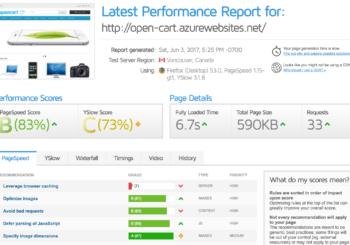 Performance en el browser con GTmetrix desde Travis-CI