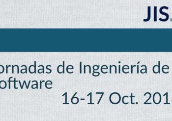 Jornadas de Ingeniería de Software – Save the date!