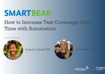 Webinar: How to Increase Test Coverage Over Time with Automation